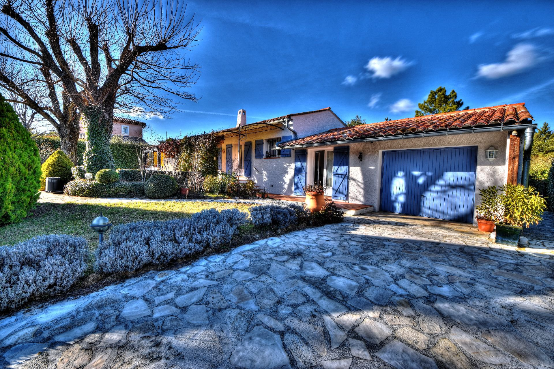 Tourtour, nice house with swimming pool Var Provence