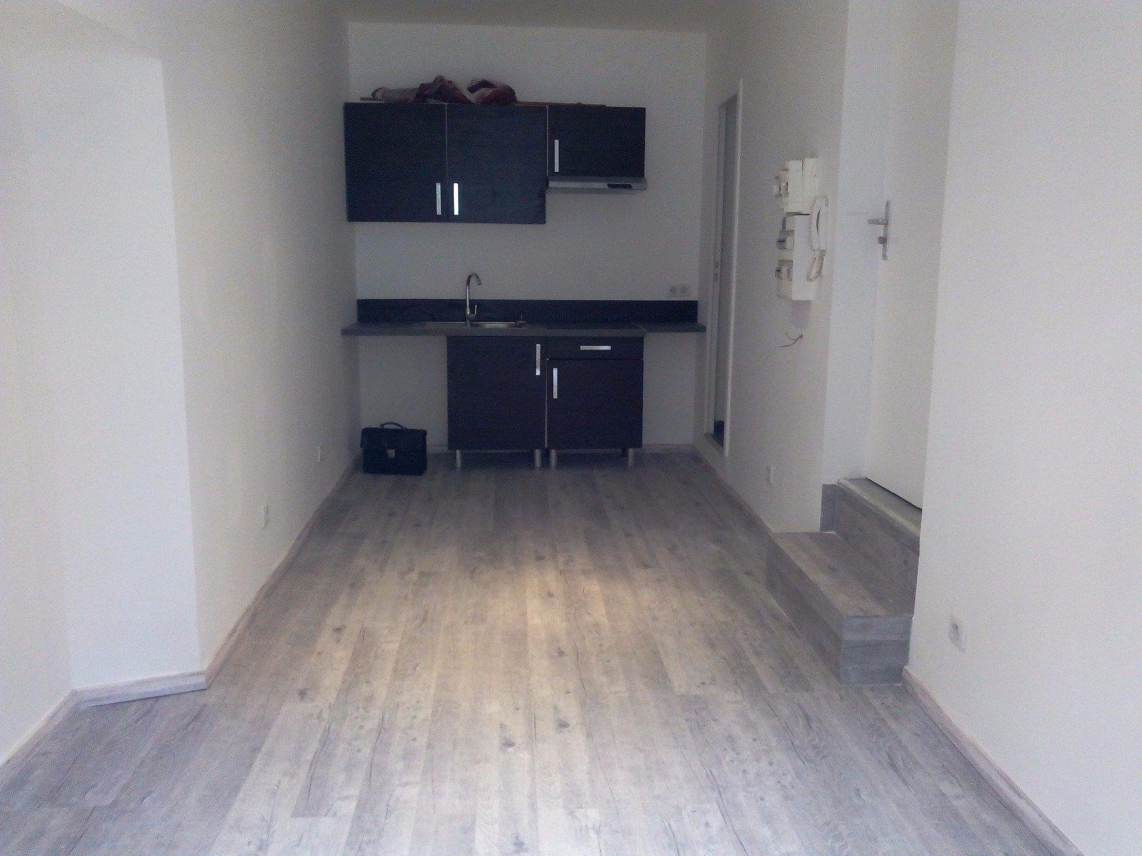 Studio 1 pièce 18 m²