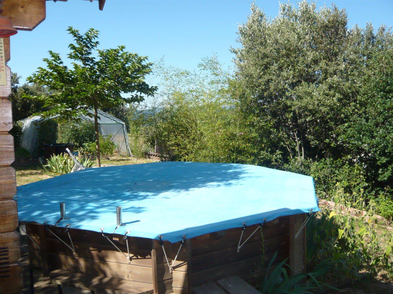 Maison Cévenole avec jardin-terrasses