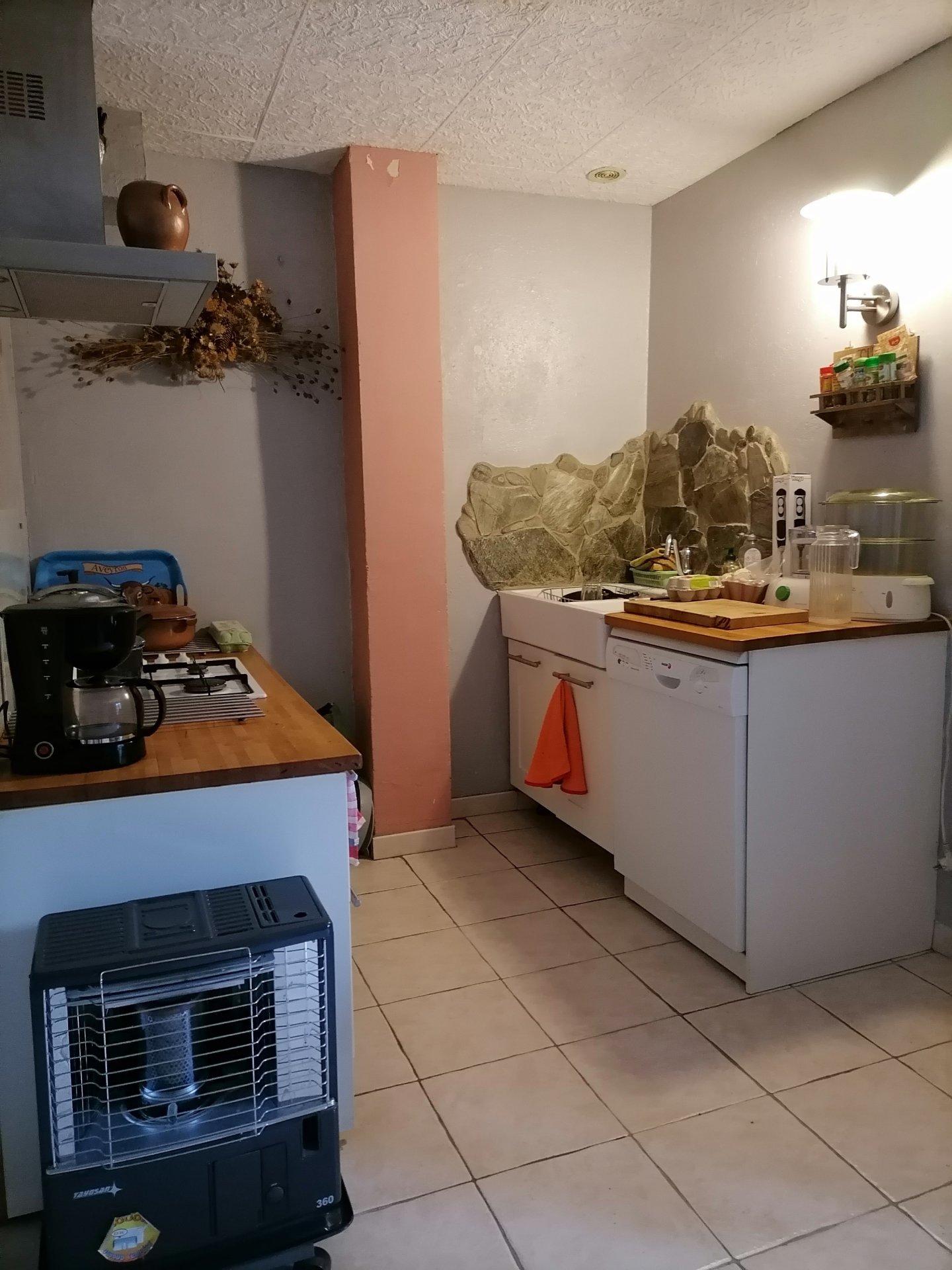 Appartement + grenier