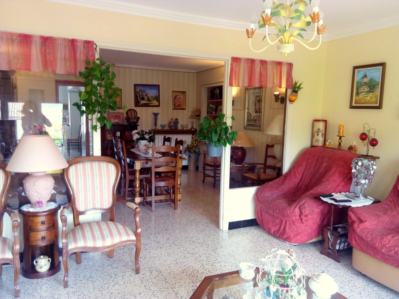 Grand appartement