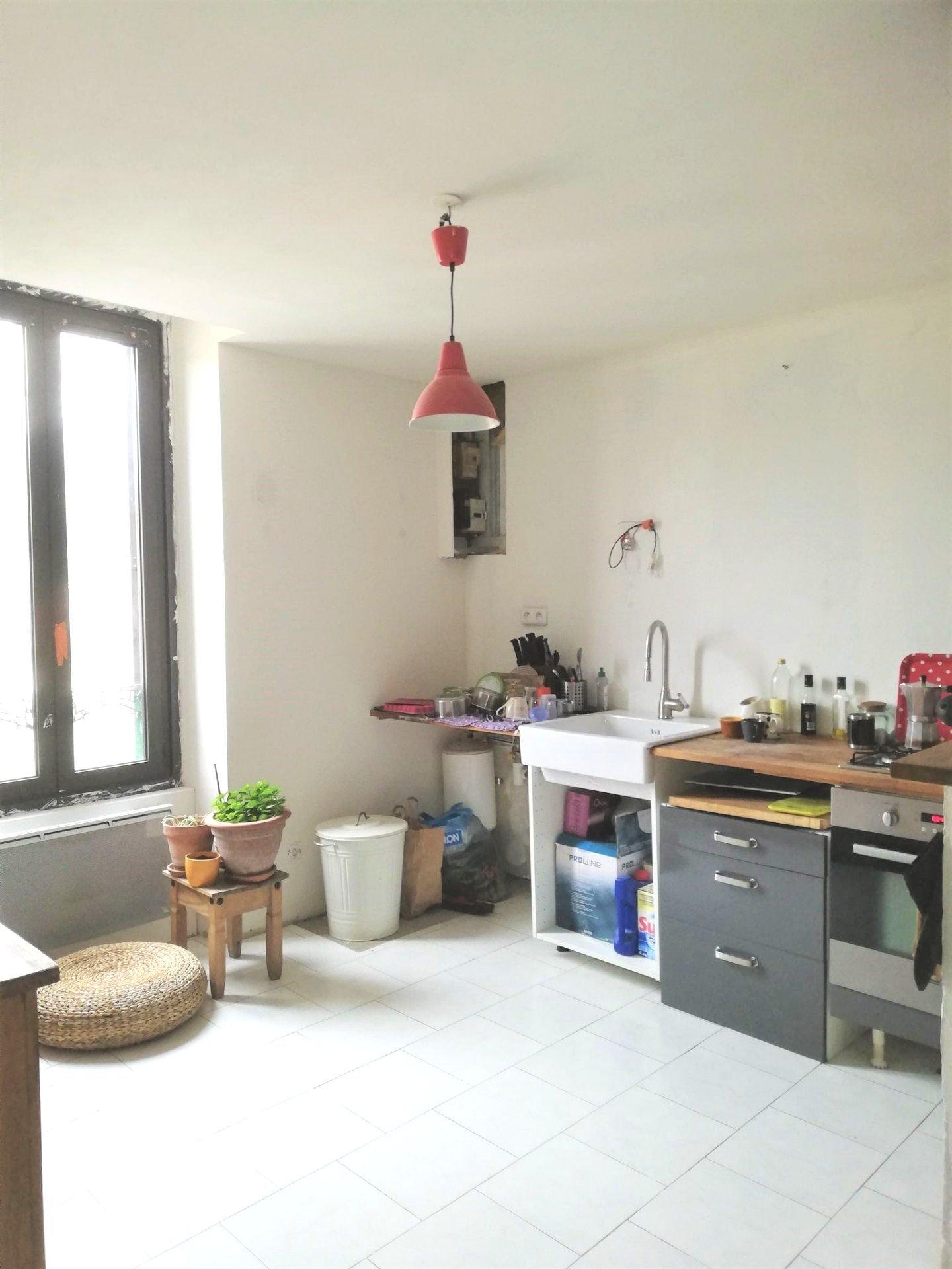 Grand appartement avec terrasse tropezienne