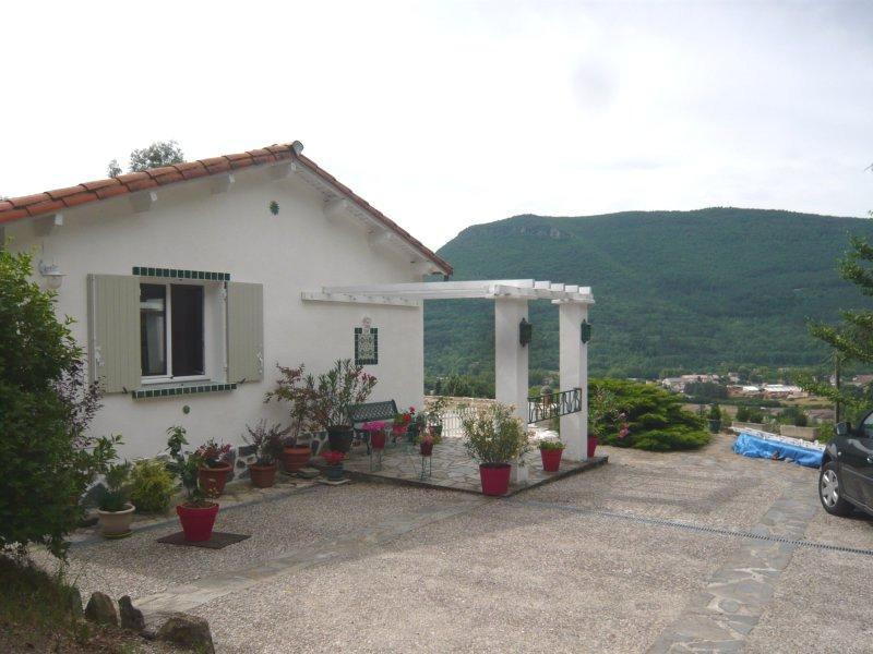 Villa vue magnifique
