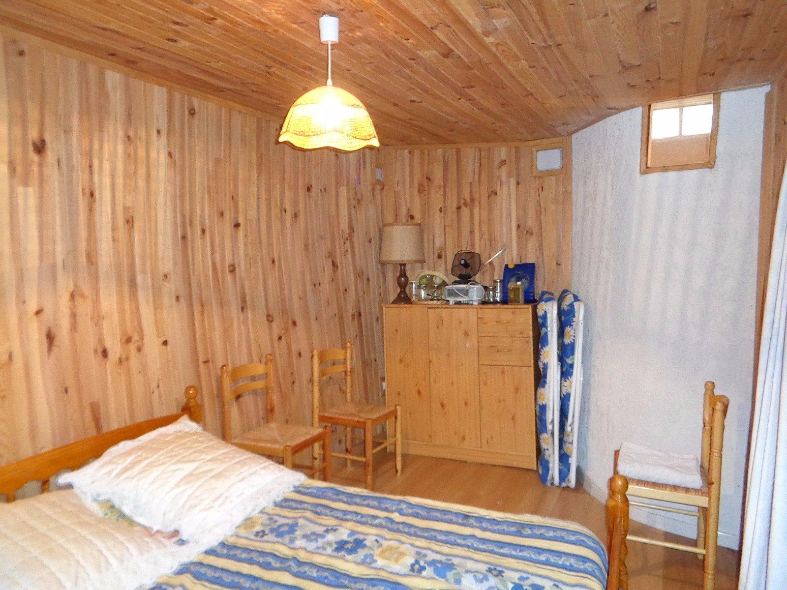 Maison de village sur cave