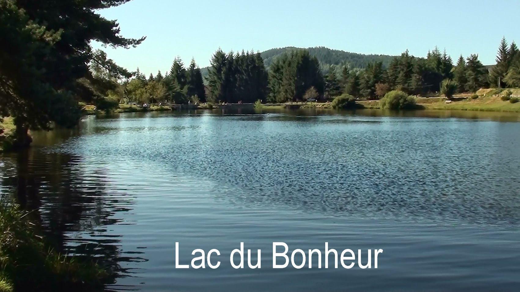 Terrain proche lac
