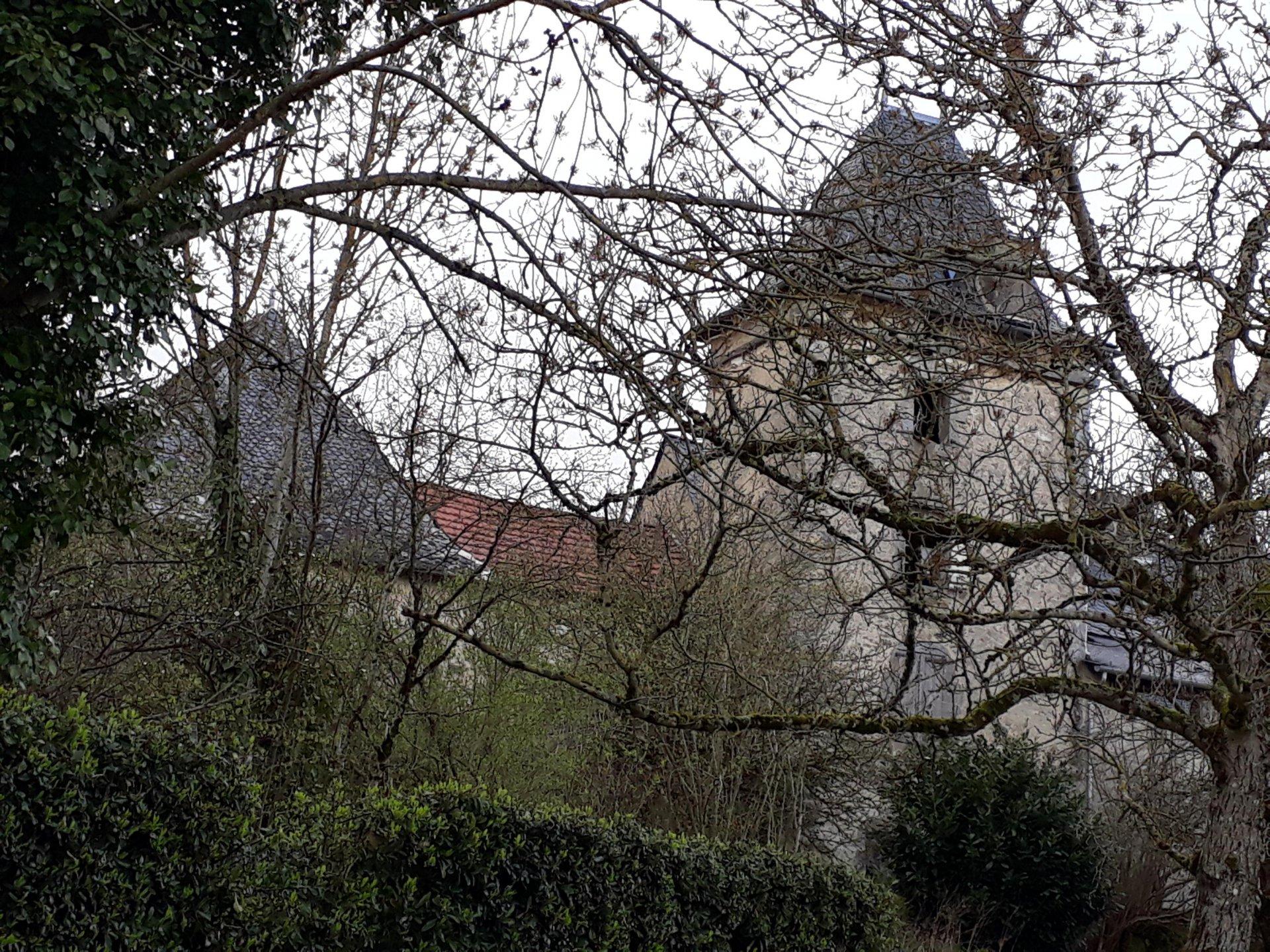 Corps de ferme      Aveyron