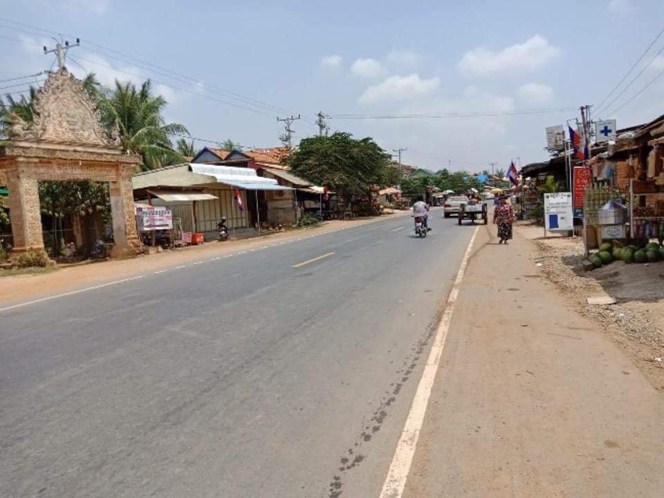 Sale Plot of land Ponhea Lueu