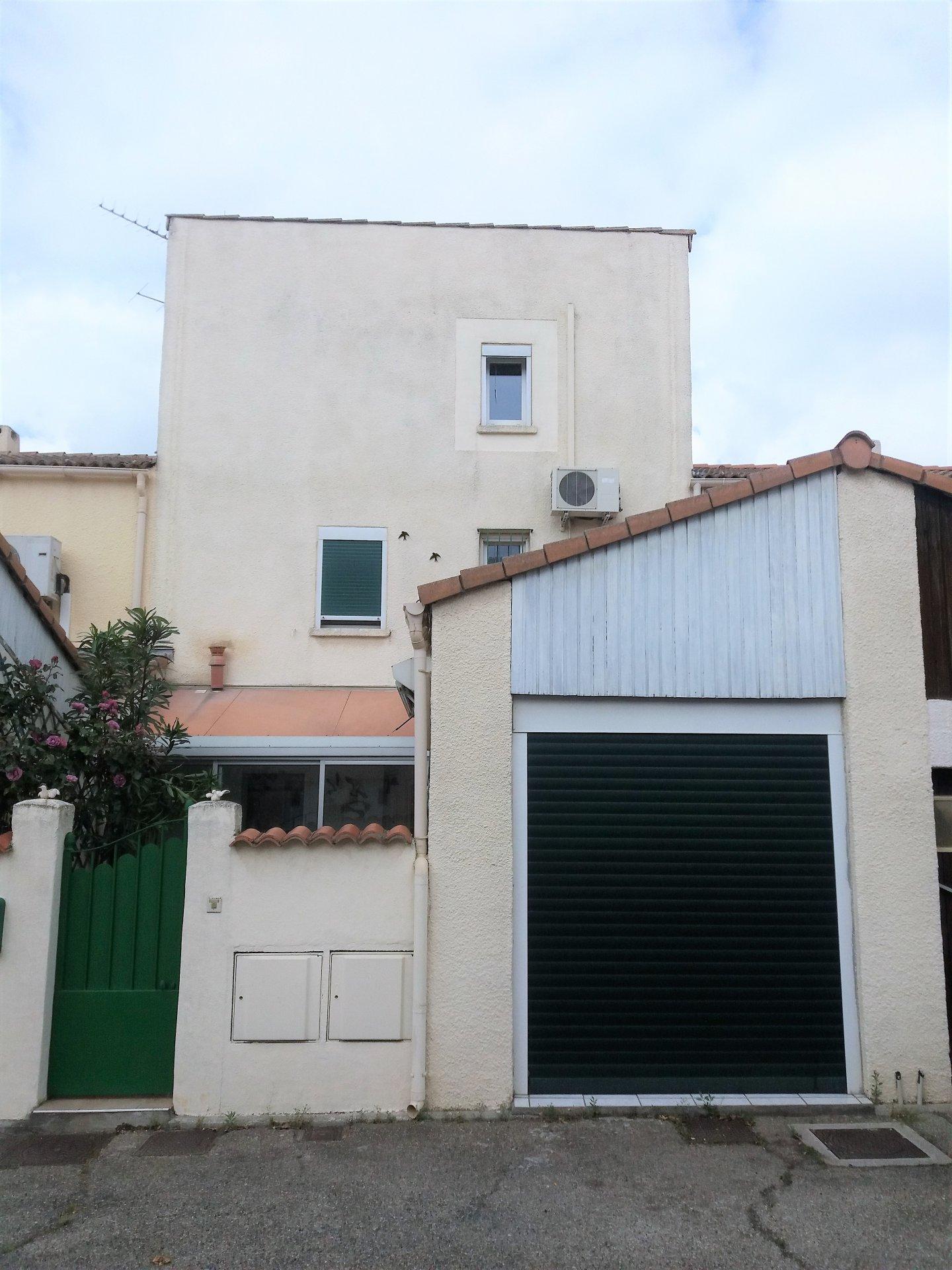PAVILLON T4 + Véranda et Garage