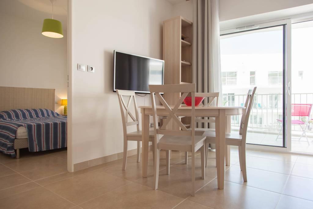 Appartement 2 ch dans résidence de standing Cannes centre