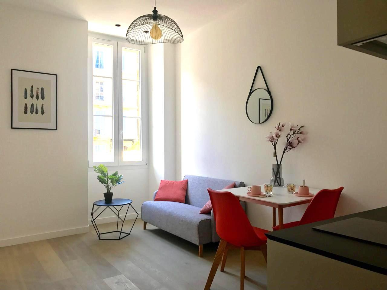 Sale Apartment - Nice Centre ville Centre ville - 175,000 €