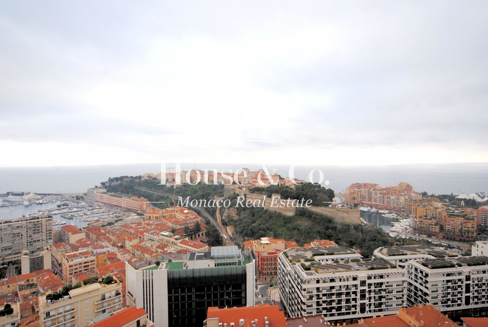 3 BEDROOMS APARTMENT FOR SALE IN MONACO