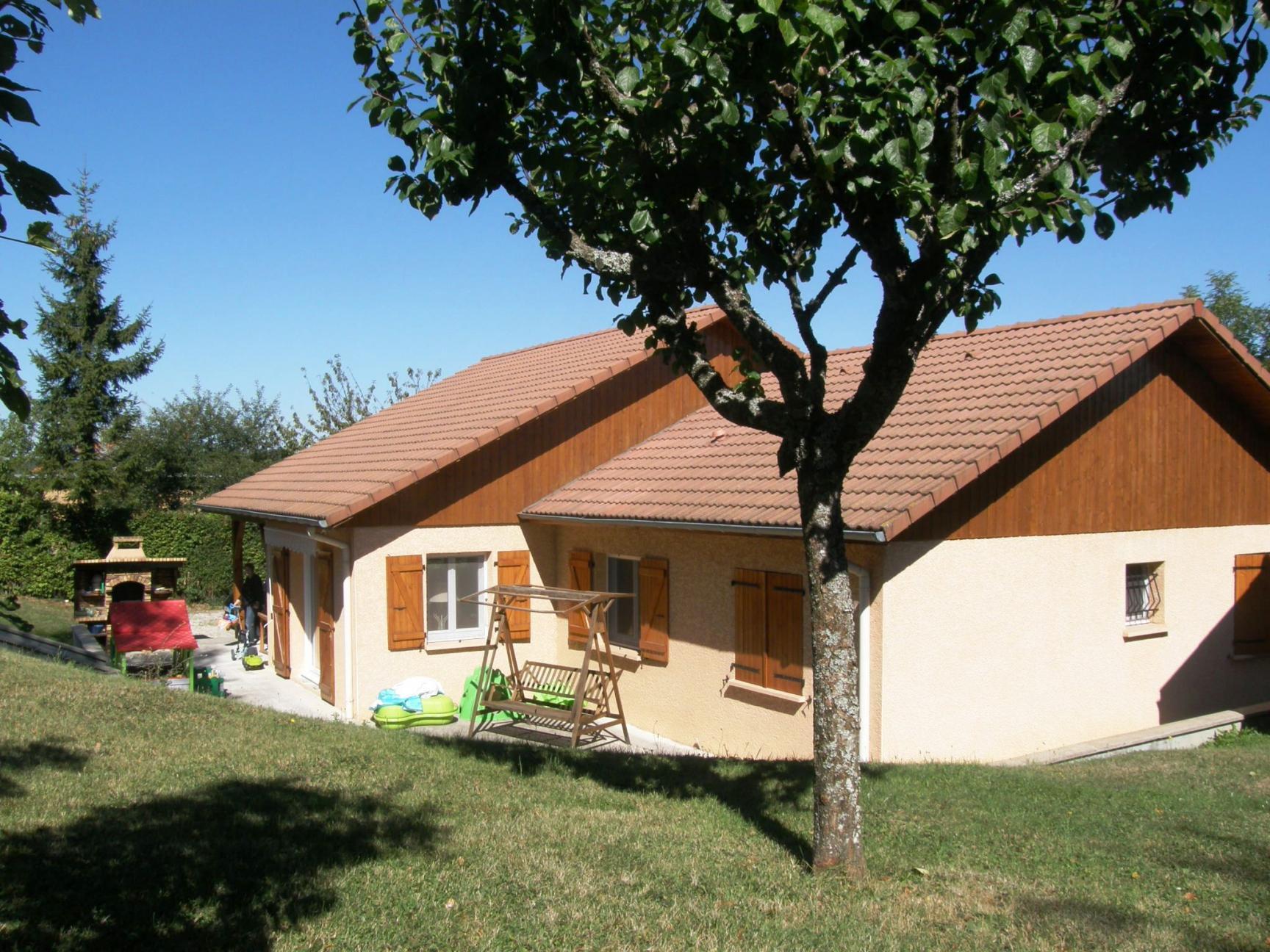 Villa de plain pied entre Bourgoin et Voiron