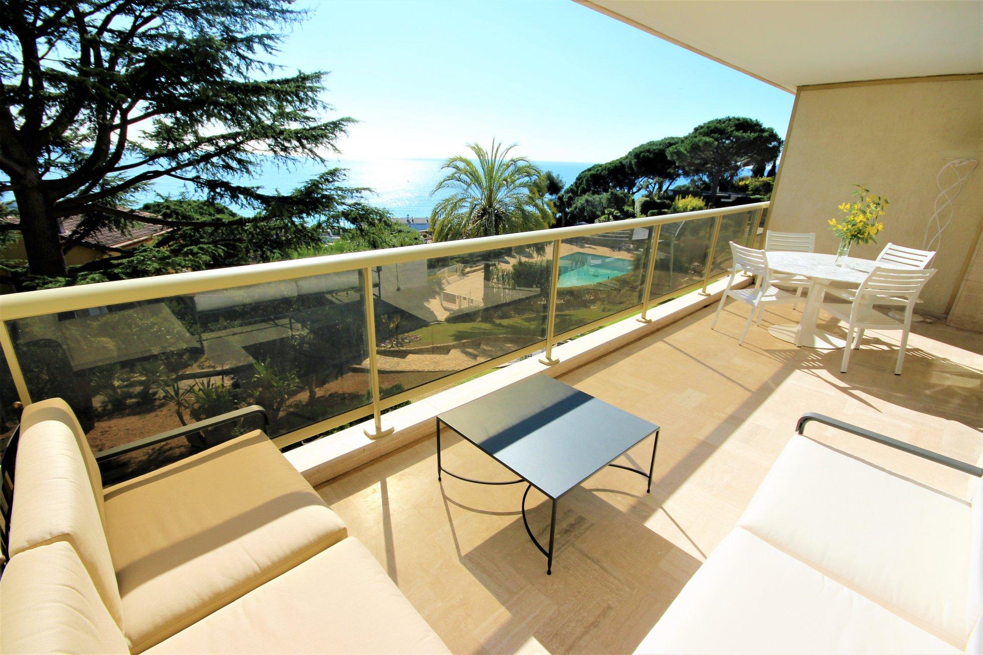 Cannes Croix des Gardes - Beautiful apartment sea view close to the beaches