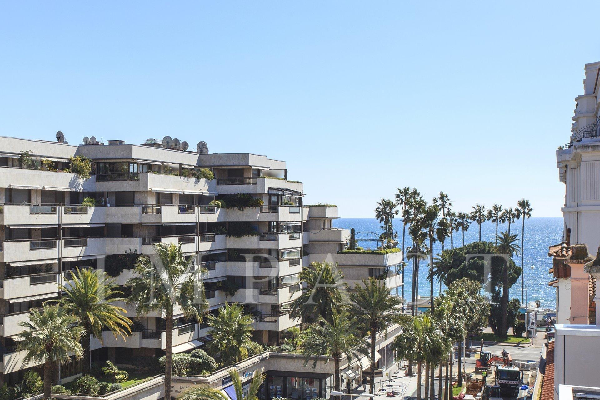 Magnifique Penthouse en Duplex Location Saisonnière Cannes
