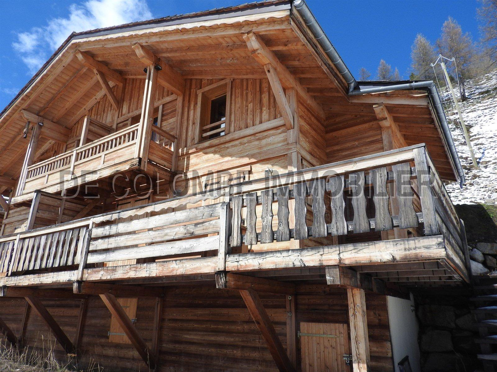 Sale Chalet - Isola 2000 Hameau