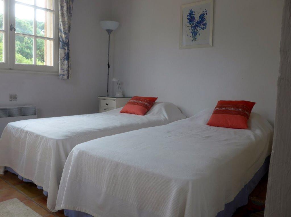 GIGARO / AMANDIERS - Mas 3 bedrooms, garden