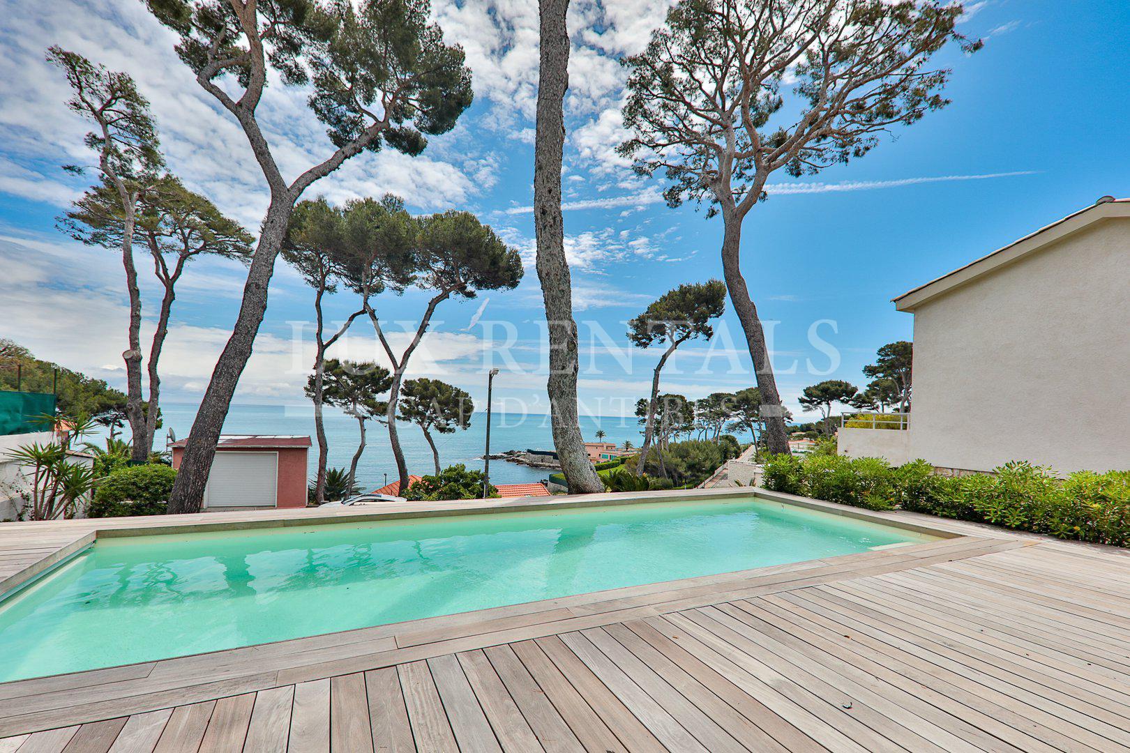 Location saisonnière Villa - Antibes Cap-d'Antibes