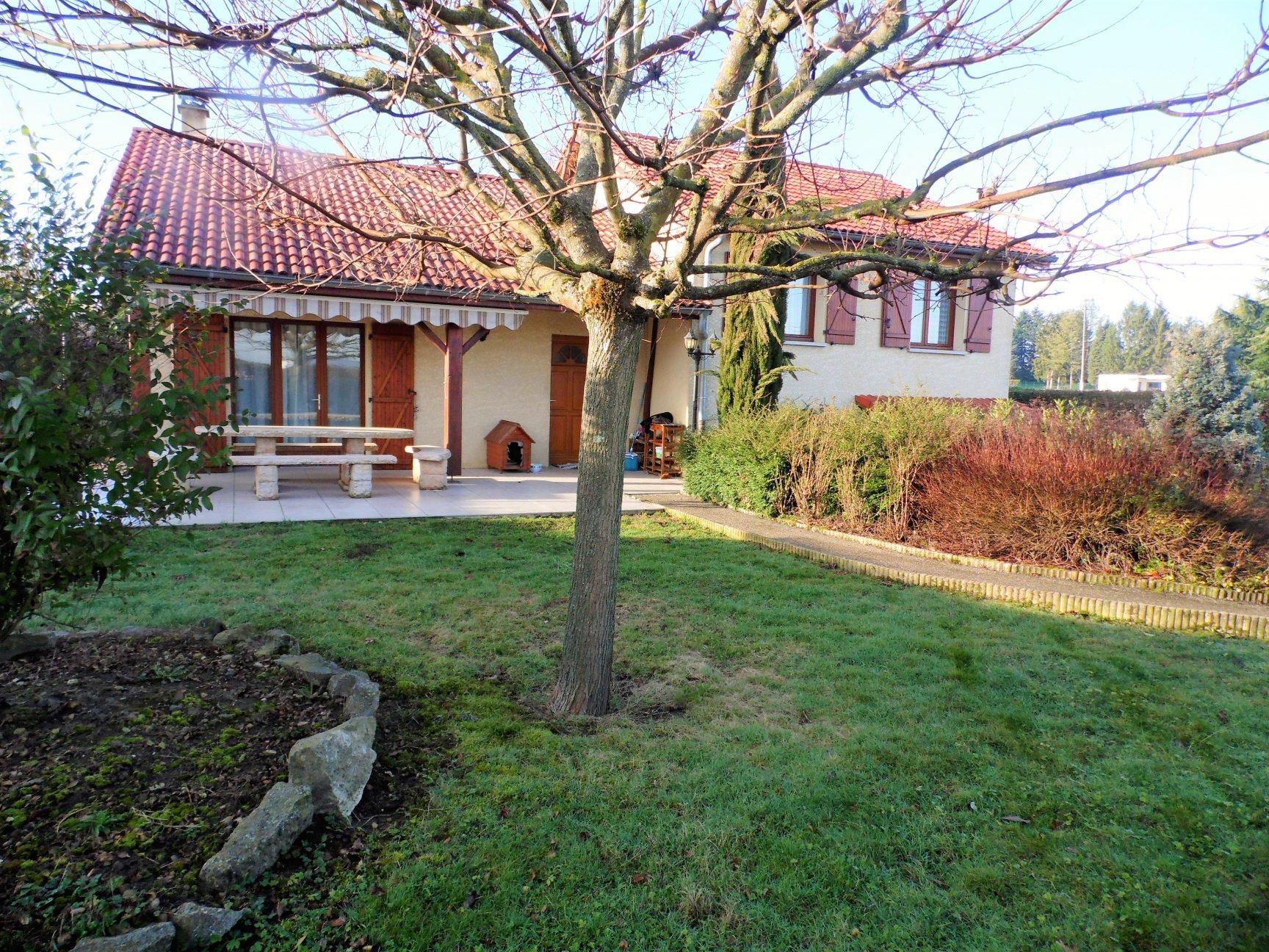 Villa 96 m2  avec demi sous/sol de 50m2