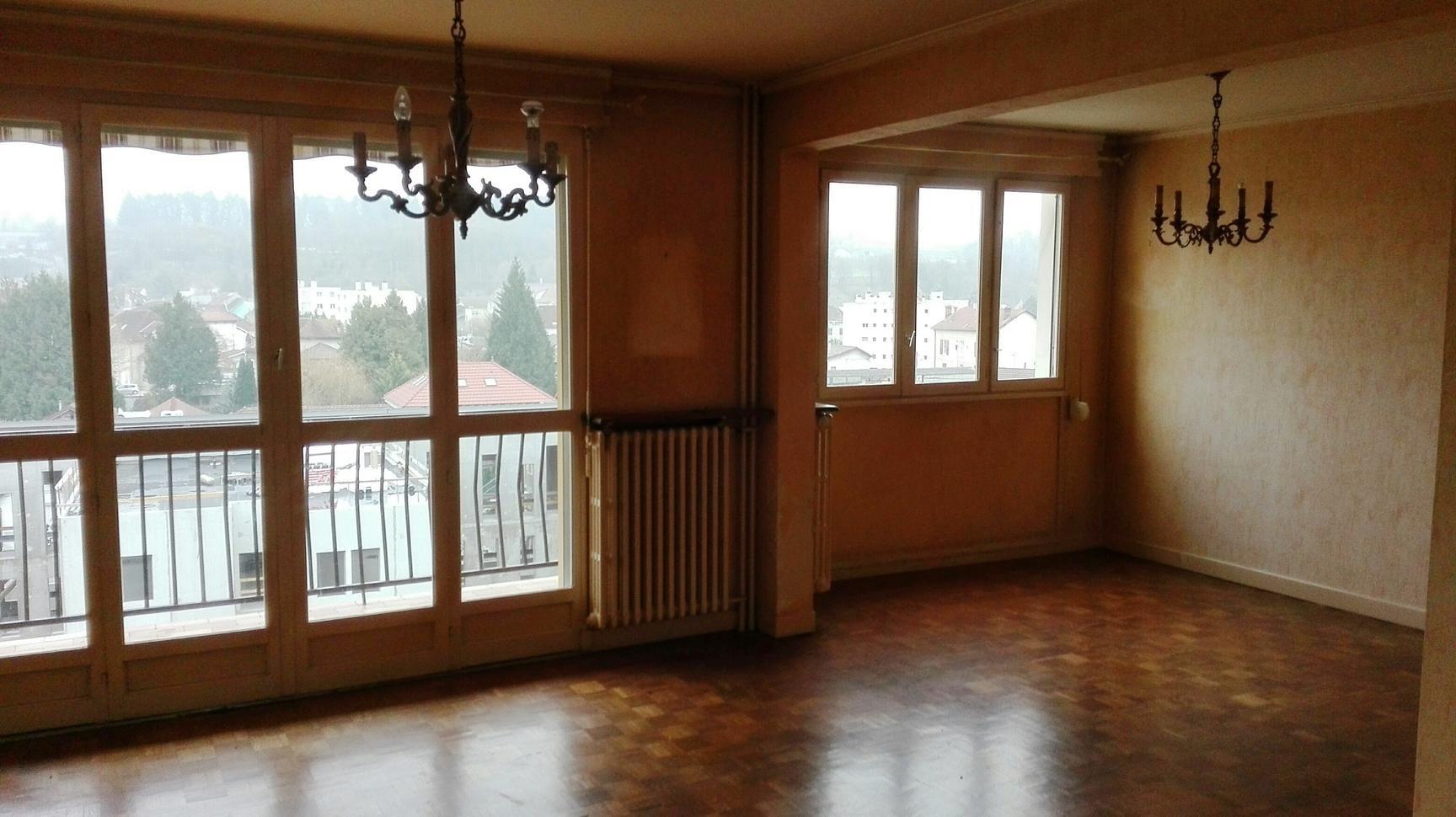 Appartement type T4, La Tour du Pin, 90 m²