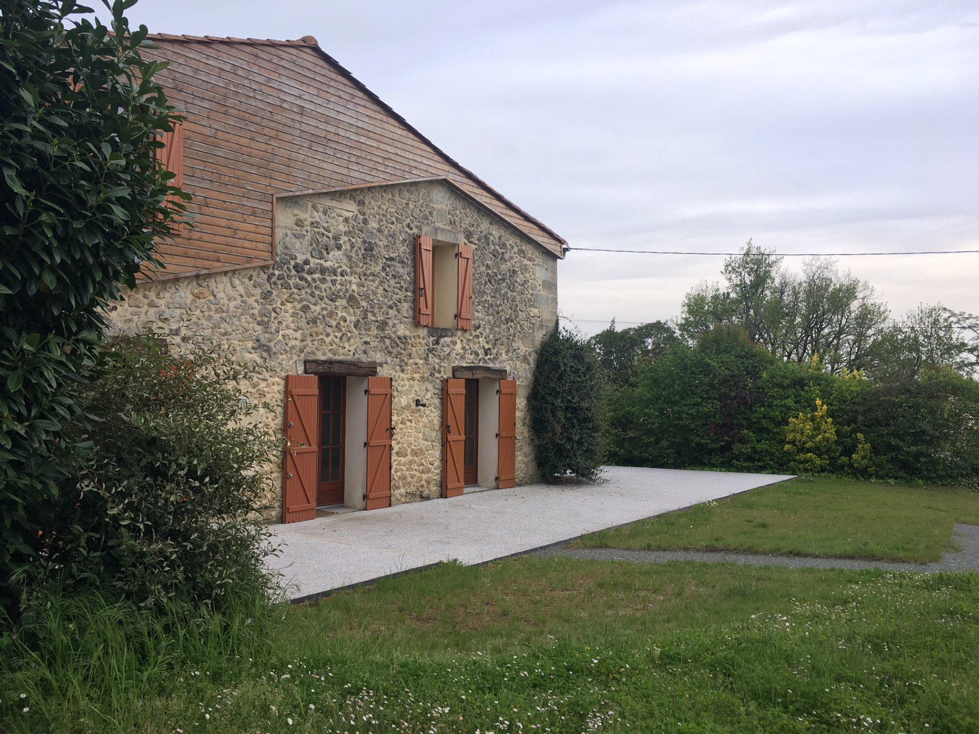 Maison en pierre de 152m2 au coeur des vignes