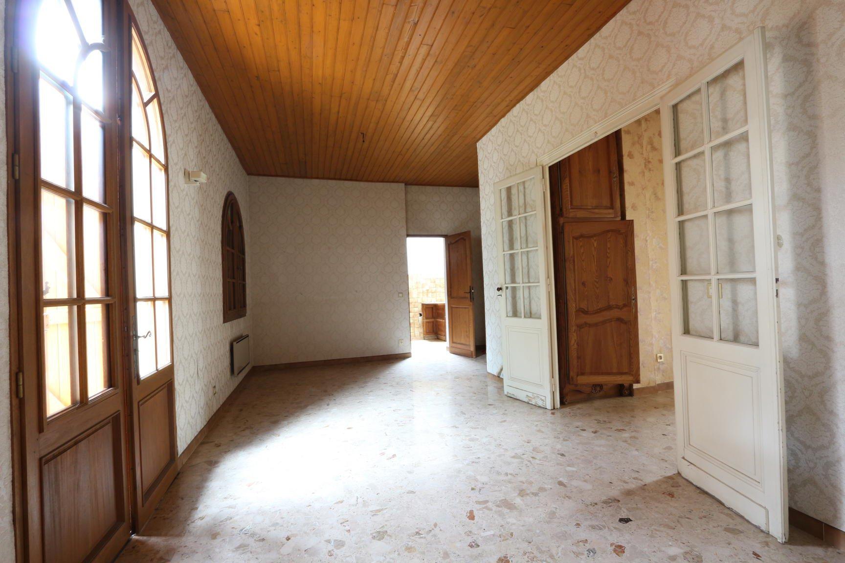Maison basco-landaise de 100m2 à rénover