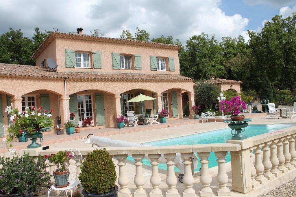 Belle villa dans un endroit très calme