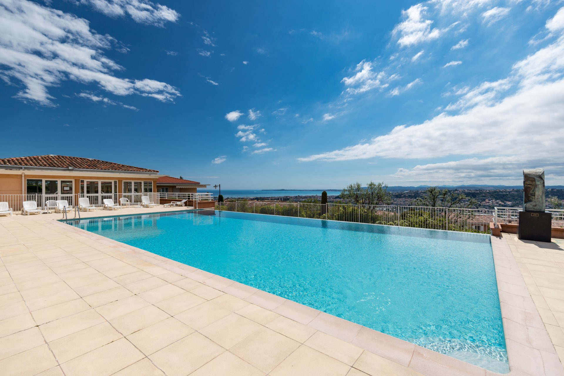 Nice West / Fabron - Villa 4/5 Rooms terrace swimming pool
