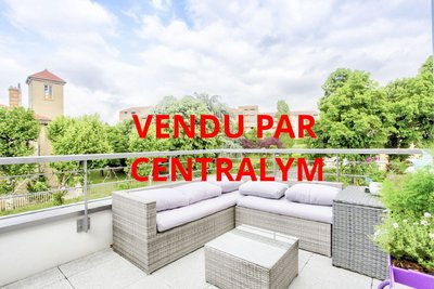 Appartement Sathonay Camp proche Caluire