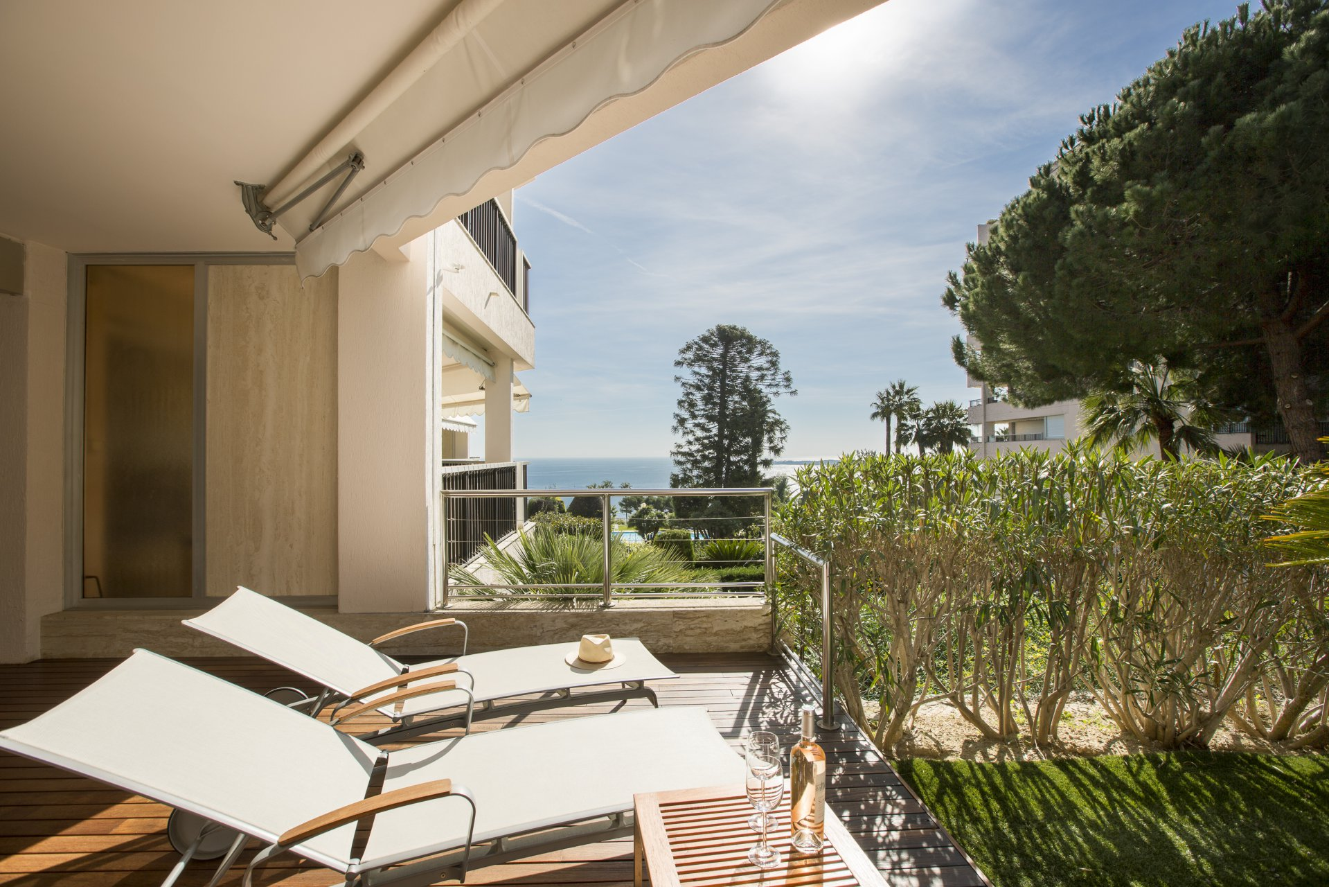 4P RESIDENCE PRESTIGIEUSE CANNES CALIFORNIE