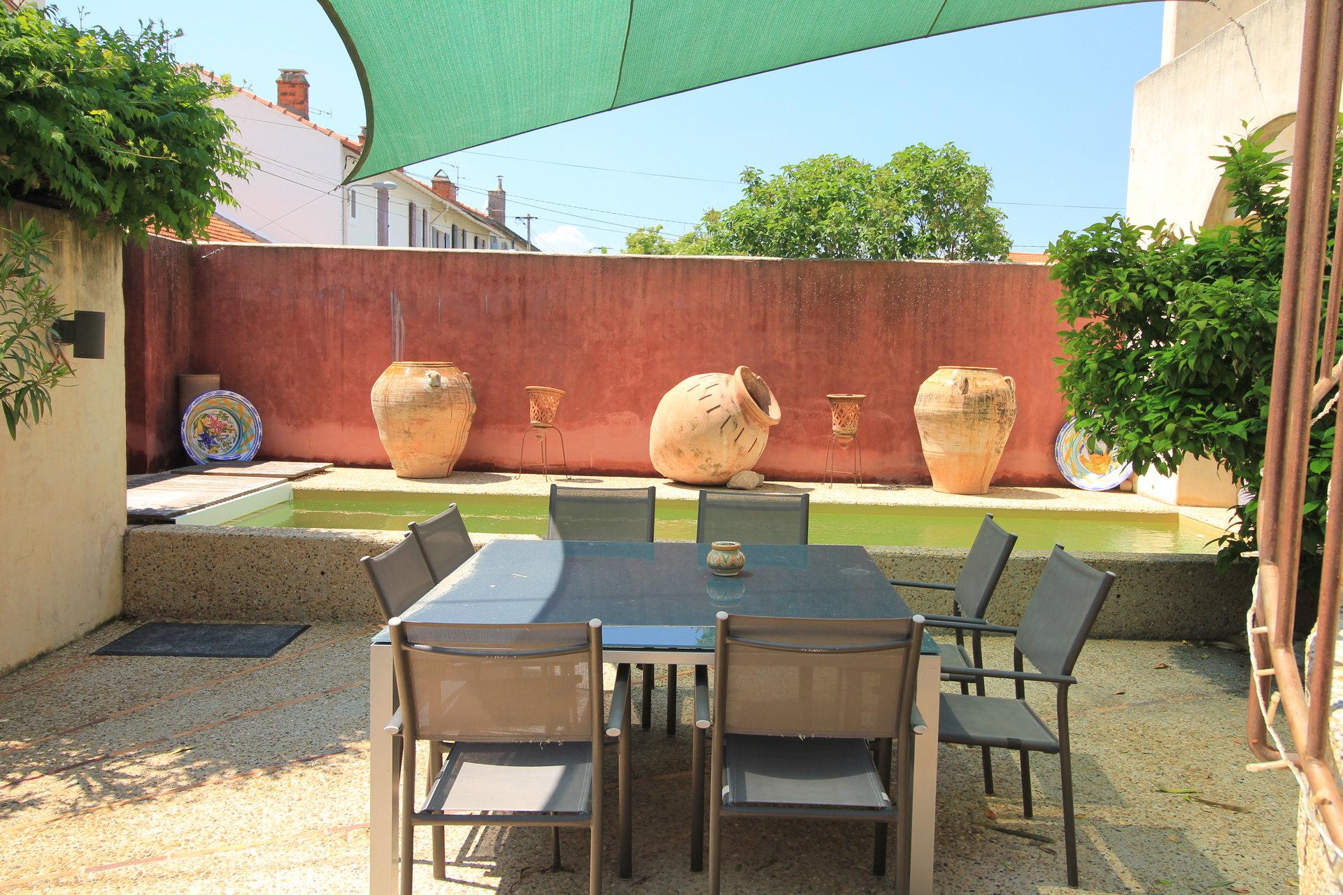 Vente maison Arles proche centre ville