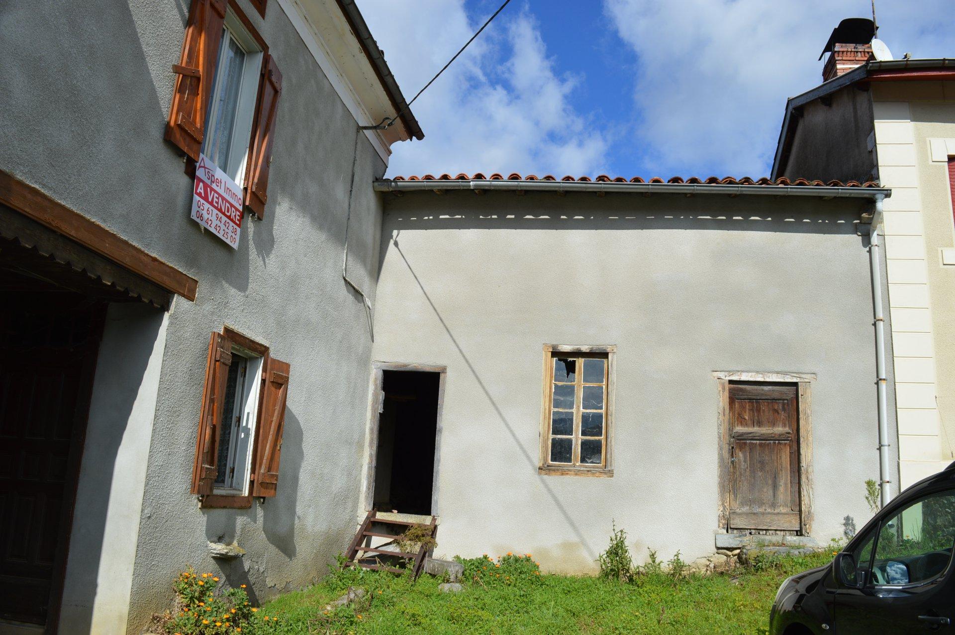 Vente Maison/Villa 1 pièces Izaut-de-l'Hôtel 31160