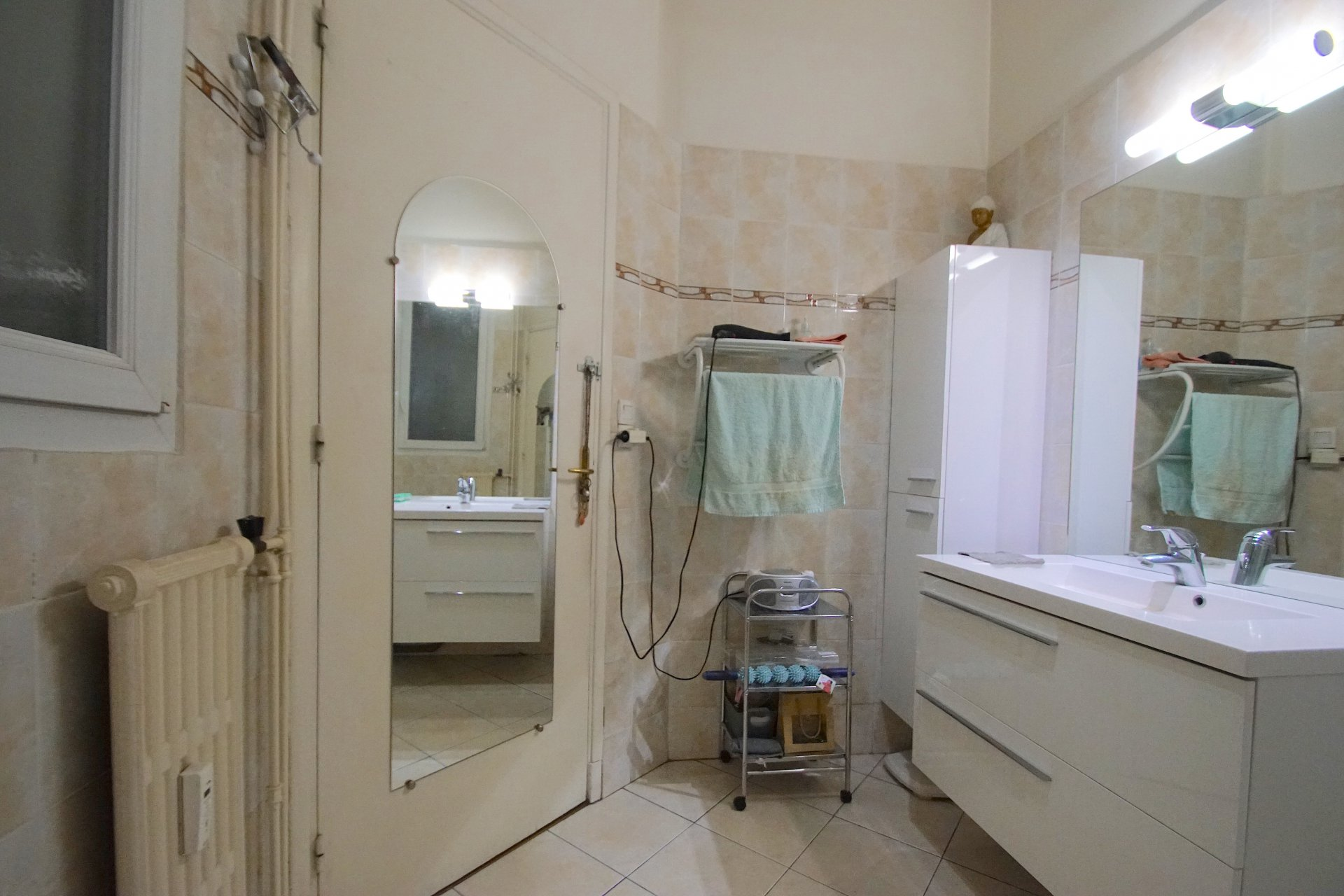 Life annuity Apartment - Nice - Contribution : 165,000 € / Pension : 750 €