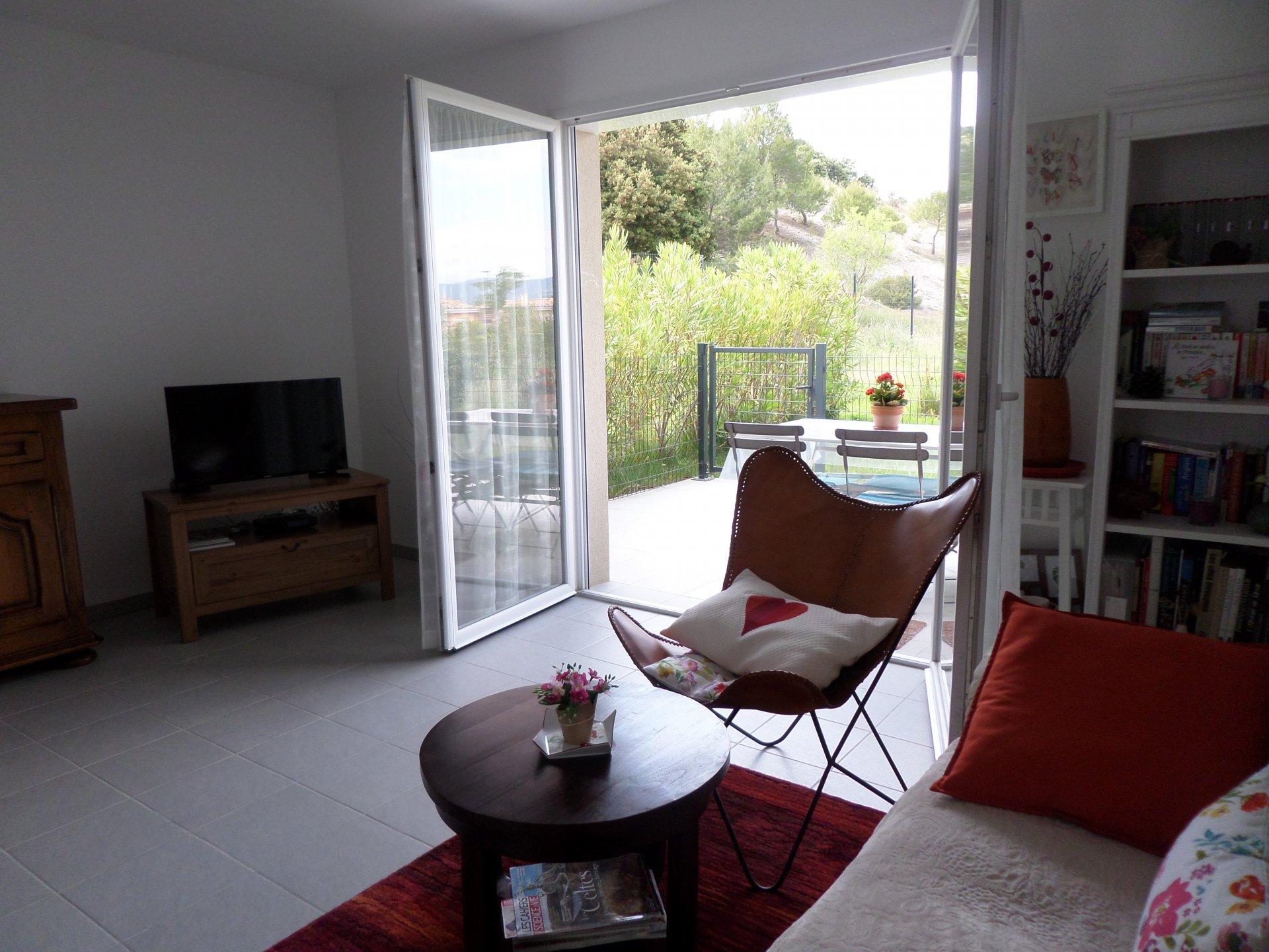 Charleval - Villa de type 2 de 51 m2 avec terrain