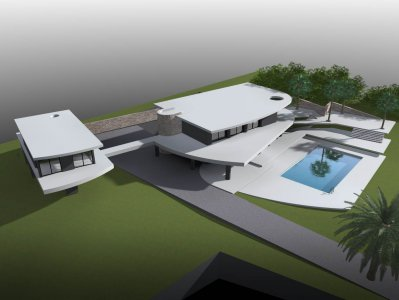 CONTEMPORARY VILLA IN SAINT RAPHAEL