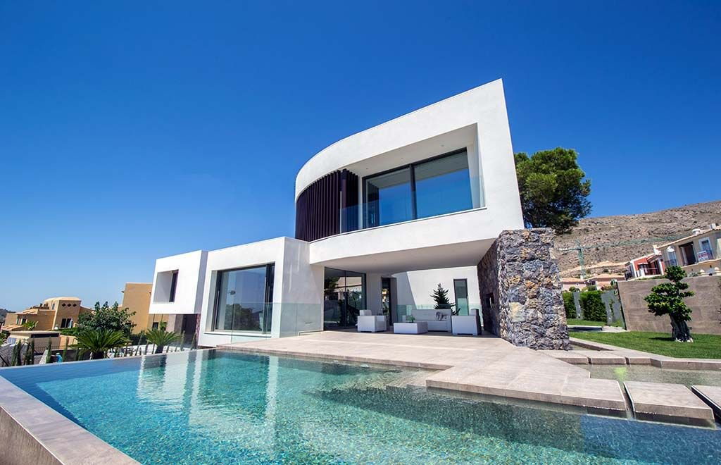 For Sale Villa Finestrat Alicante