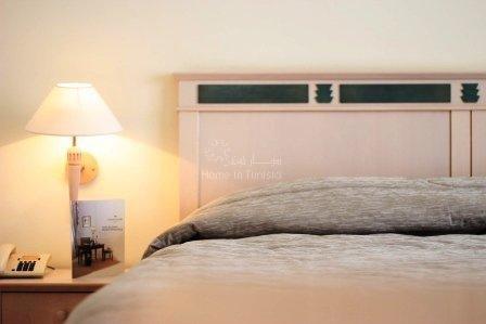 Studio rénové meublé équipé situé dans luxueuse résidence en bord de mer