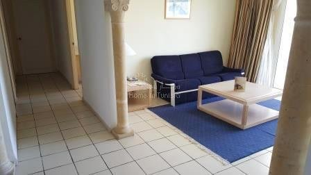 Apartment S + 2 furnished furnished located in luxurious residence in edge of sea