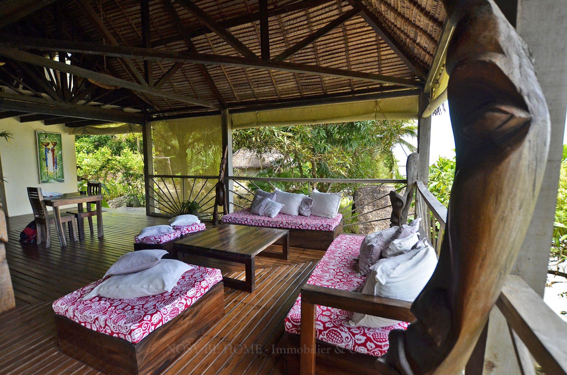 Sale Hotel - Nosy Komba - Madagascar
