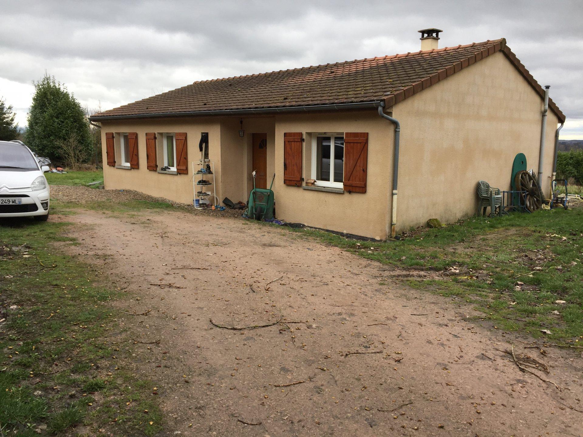 4860AJM - Pavillon pl-p - 35 Km Nord Vichy