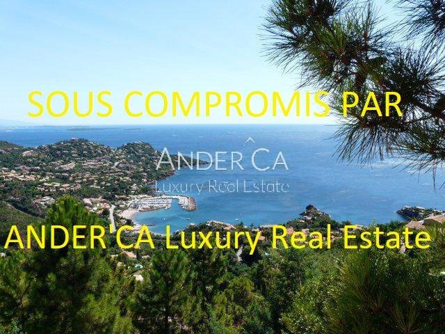 THEOULE SUR MER panoramic sea view