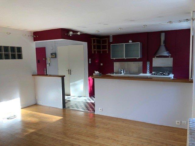 SAINT-ETIENNE - Appartement T3 de 60 m² avec garage -  PROXIMITÉ DU COURS FAURIEL.