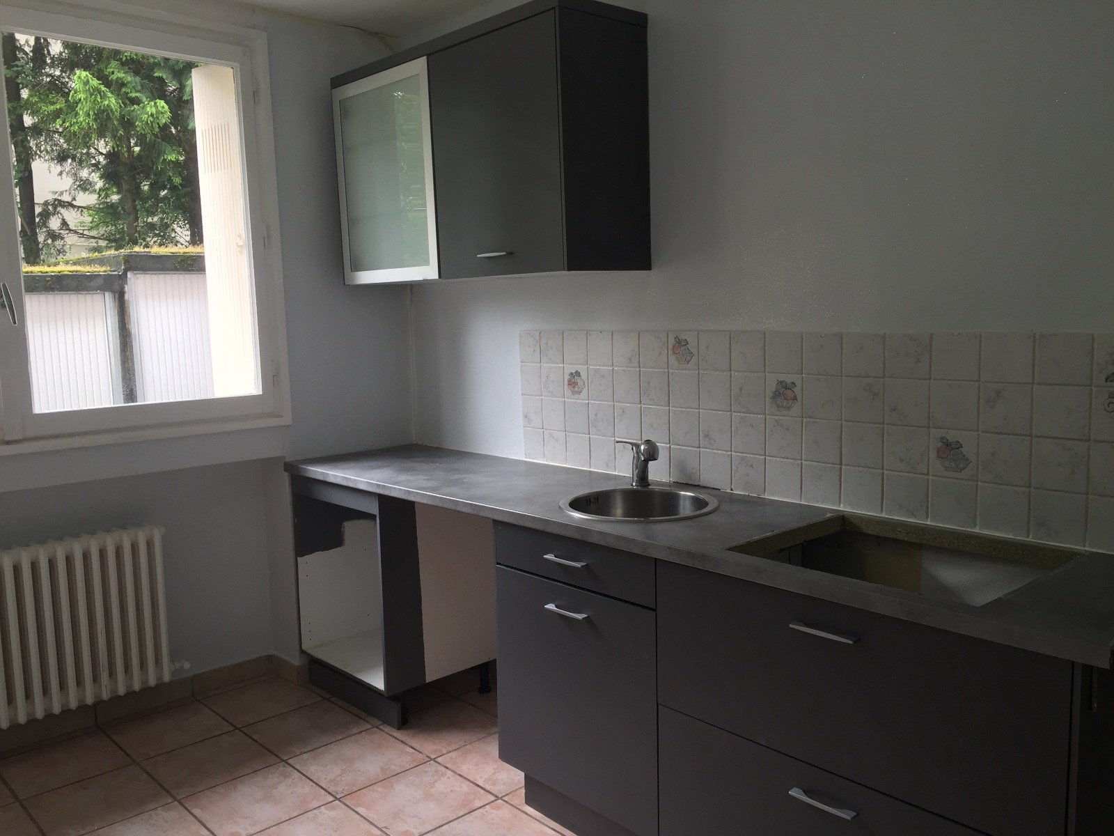 Appartement  T3 - Secteur Fauriel / Convention -