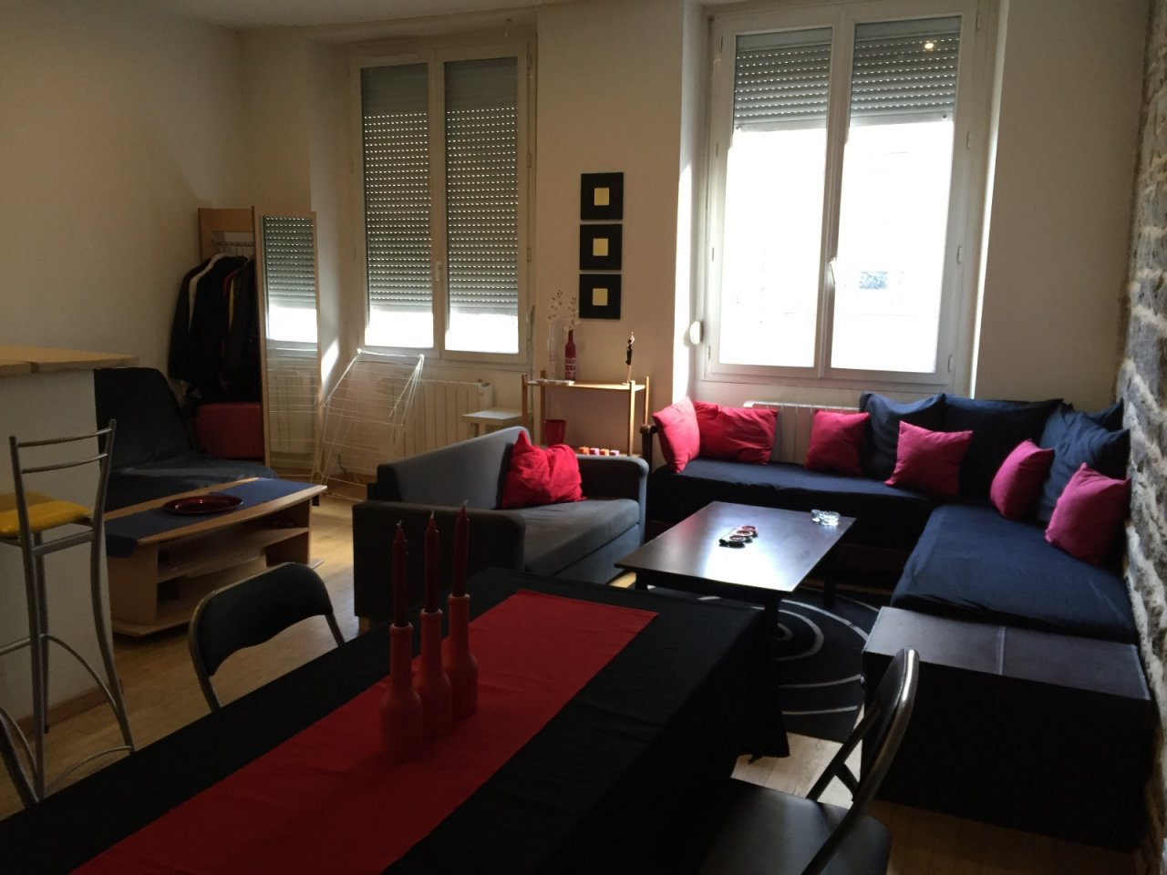 SAINT-ETIENNE  CENTRE VILLE - Appartement T3 58 m ²