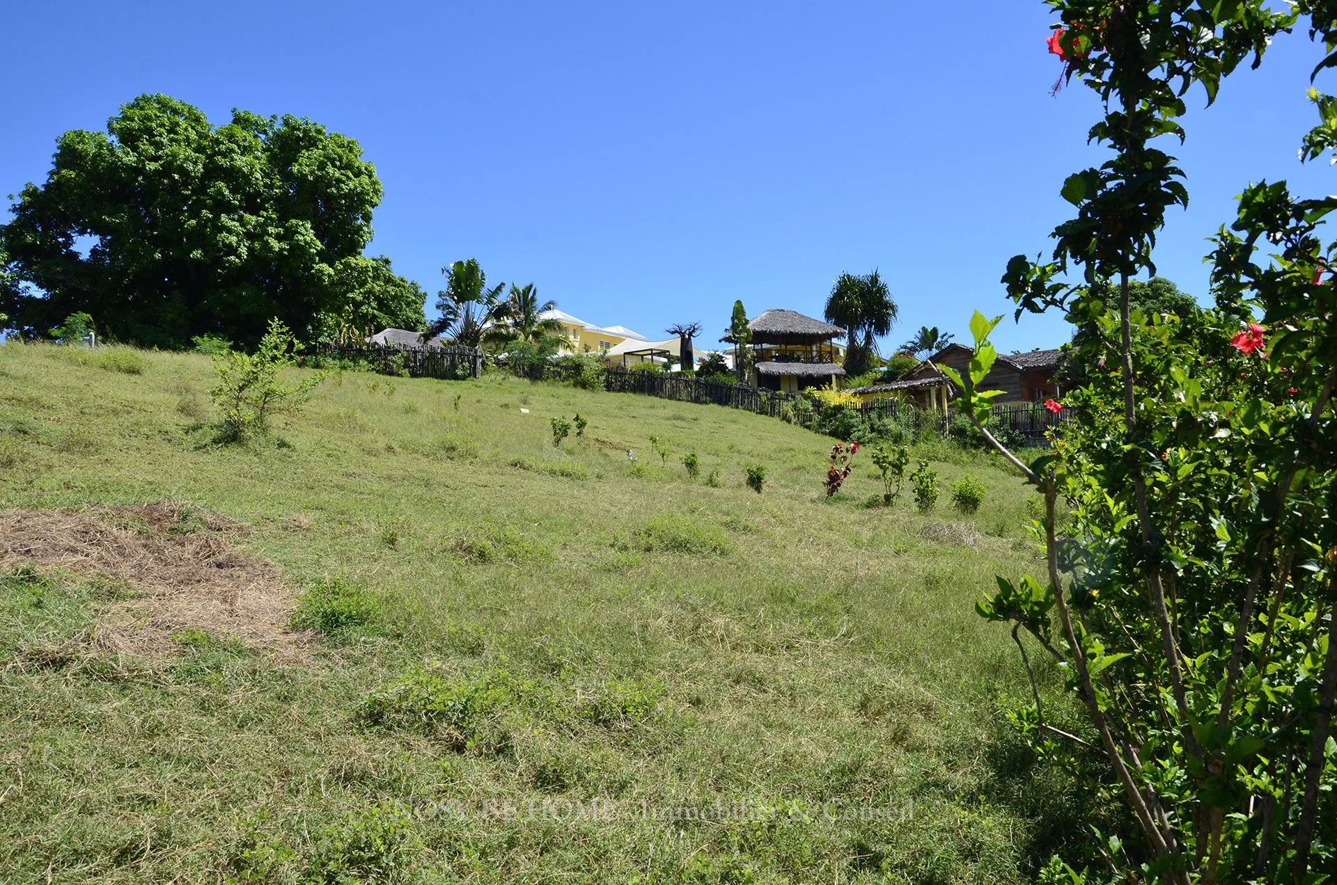 Sale Building land - Nosy Be - Madagascar