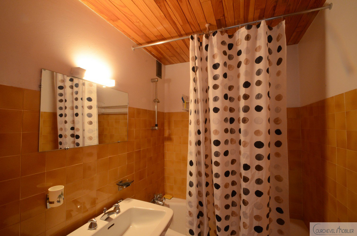 2 bedrooms apartment - Courchevel Moriond