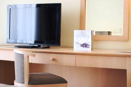 Studio meublé vue mer situé dans luxueuse résidence en bord de mer