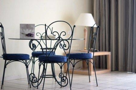Appartement une chambre au 1er étage d'une luxueuse résidence de 4 niveaux