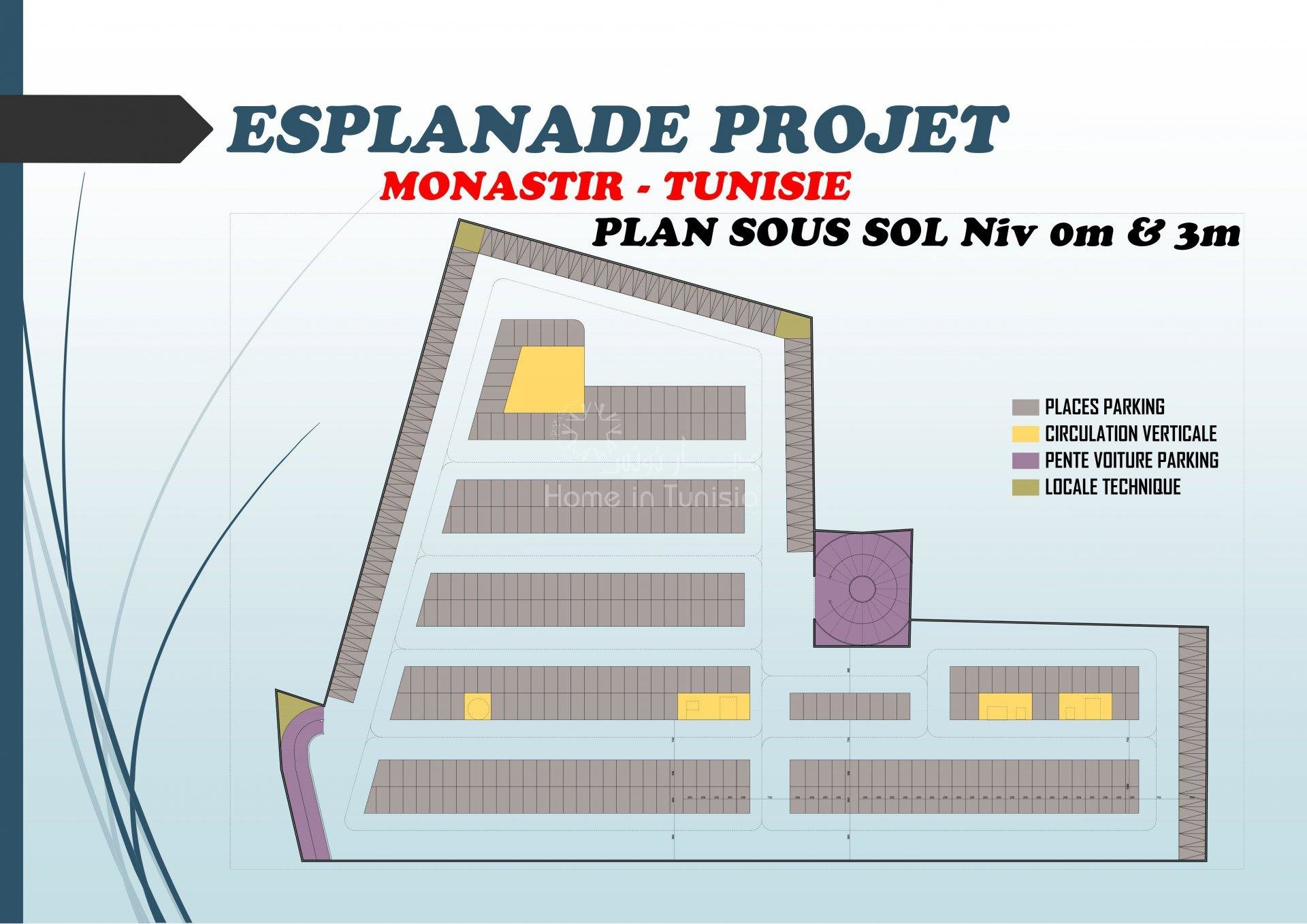 Captivating Building Land   Monastir   Tunisia
