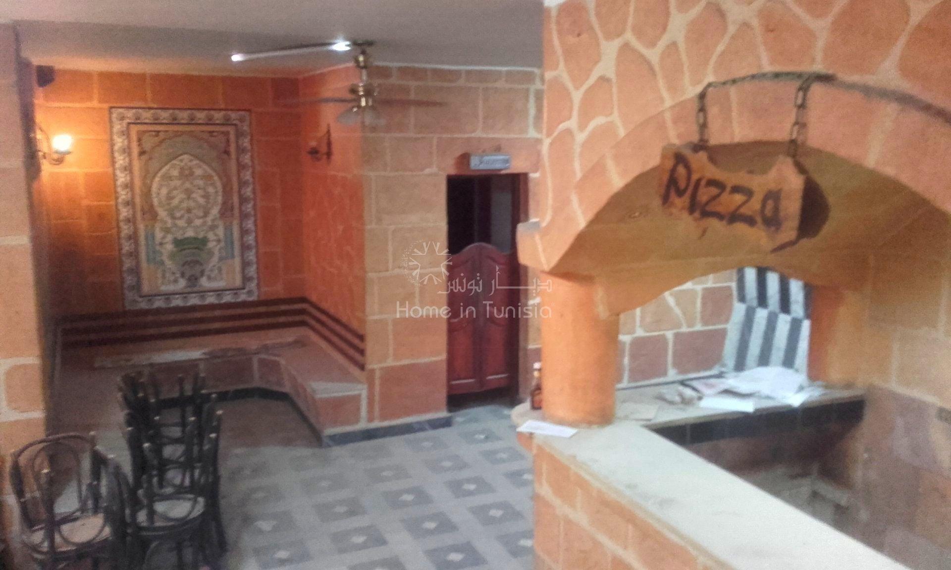 un restaurant a vendre à sousse ville