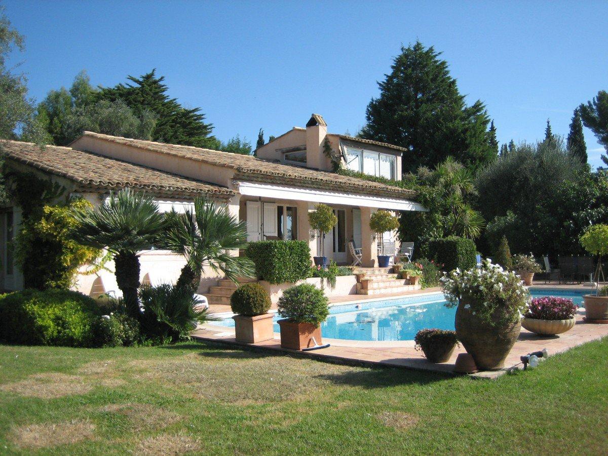 Villa - Châteauneuf-Grasse